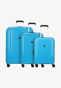 Delsey - BRISBAN - Set de valises - blue - 0
