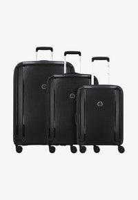 Delsey - BRISBAN - Set de valises - black - 0