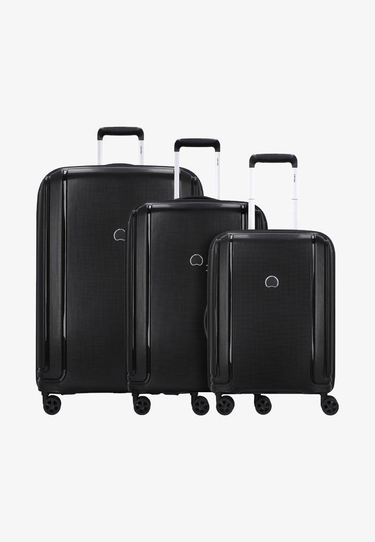 Delsey - BRISBAN - Set de valises - black