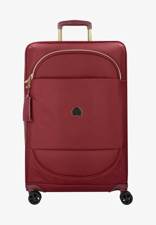 MONTROUGE - Wheeled suitcase - red