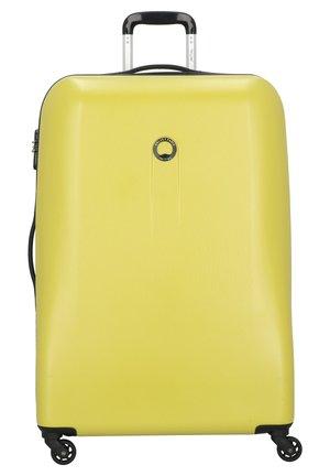 DELSEY AIRSHIP 2.0 4-ROLLEN TROLLEY 76 CM - Trolley - yellow