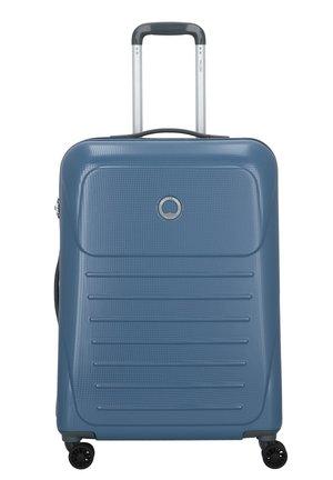 DELSEY MUNIA 4-ROLLEN TROLLEY 66 CM - Valise à roulettes - blau