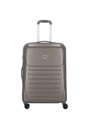DELSEY MUNIA 4-ROLLEN TROLLEY 66 CM - Valise à roulettes - haselnuss