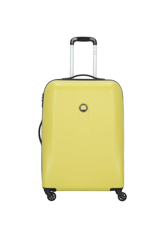 DELSEY AIRSHIP 2.0 4-ROLLEN TROLLEY 66 CM - Wheeled suitcase - hellgruen