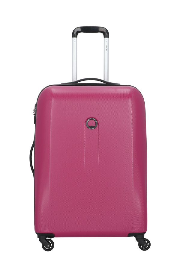 DELSEY AIRSHIP 2.0 4-ROLLEN TROLLEY 66 CM - Wheeled suitcase - raspberry