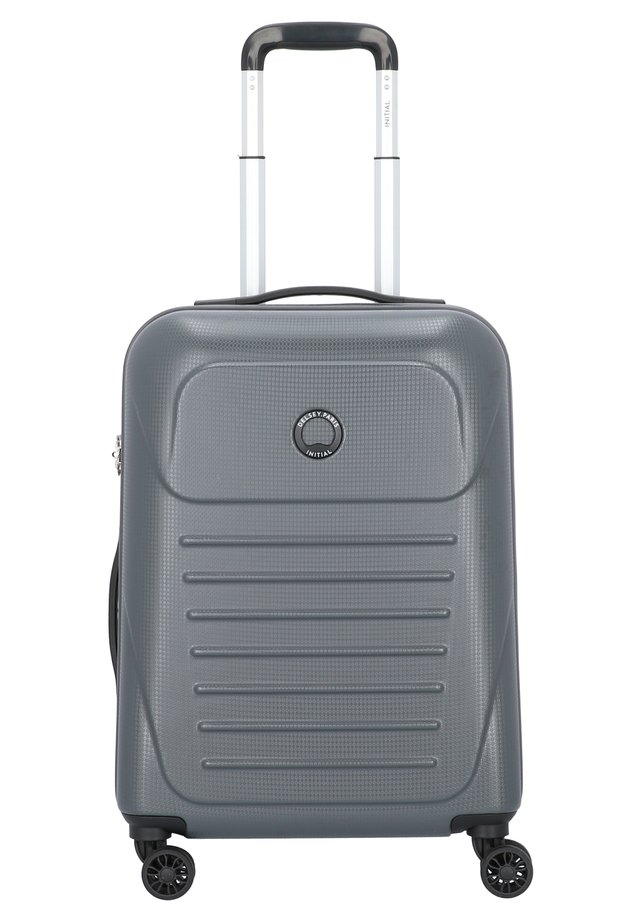 DELSEY MUNIA 4-ROLLEN KABINENTROLLEY 55 CM - Wheeled suitcase - anthrazit