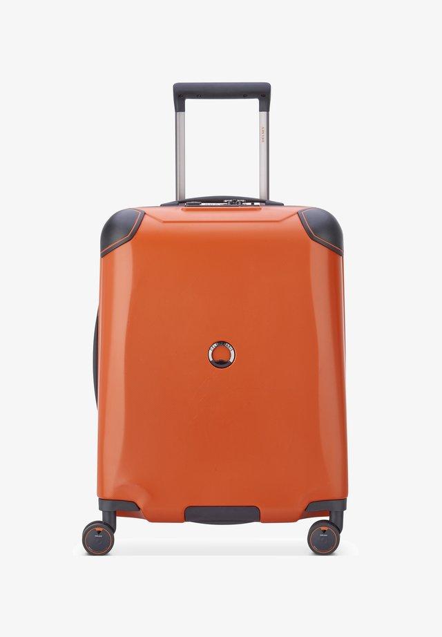 CACTUS 4-ROLLEN KABINENTROLLEY SLIM LINE 55 CM - Trolley - orange