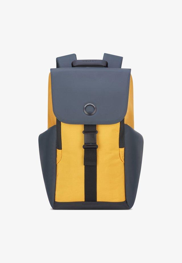 RFID  - Tagesrucksack - yellow