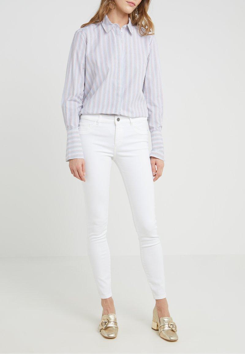 DL1961 - FLORENCE - Jeans Skinny Fit - porcelain
