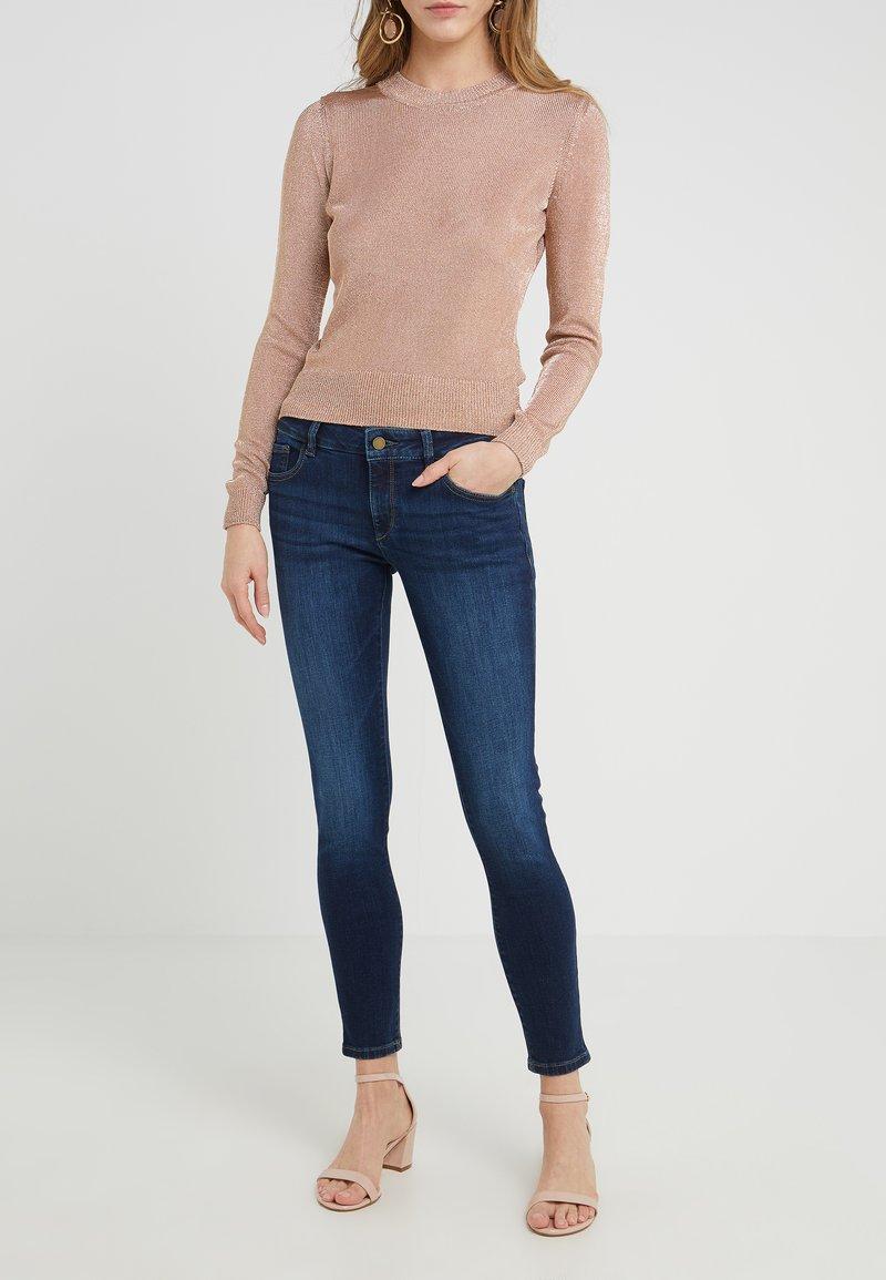 DL1961 - EMMA POWER - Jeans Skinny Fit - albany