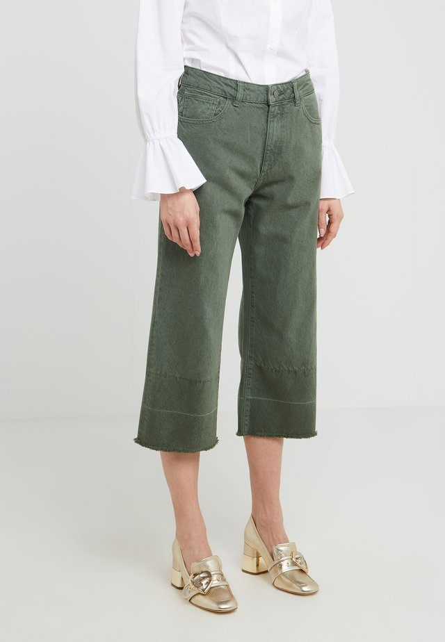 HEPBURN CROPPED - Jeans relaxed fit - amalfi