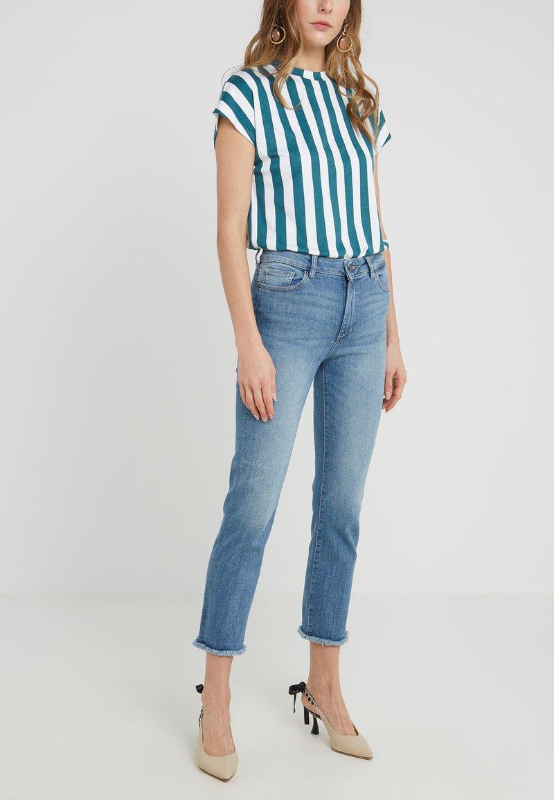 DL1961 - MARA - Jeans Straight Leg - newcastle