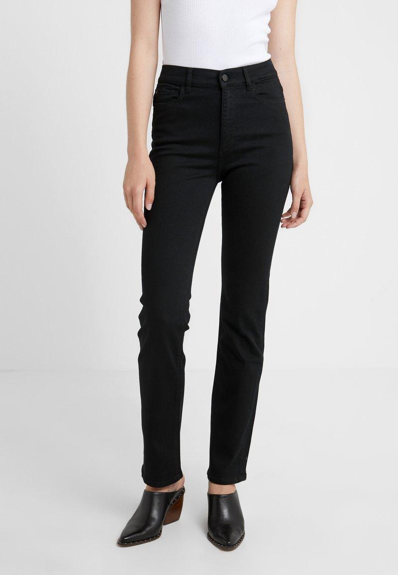 DL1961 - MARA  - Jeans Straight Leg - nightwatch