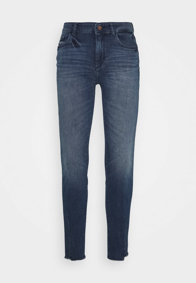 FLORENCE MID RISE INSTASCULPT SKINNY - Jeans Skinny Fit - barbon