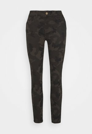 FLORENCE ANKLE - Jeans Skinny Fit - fort greene