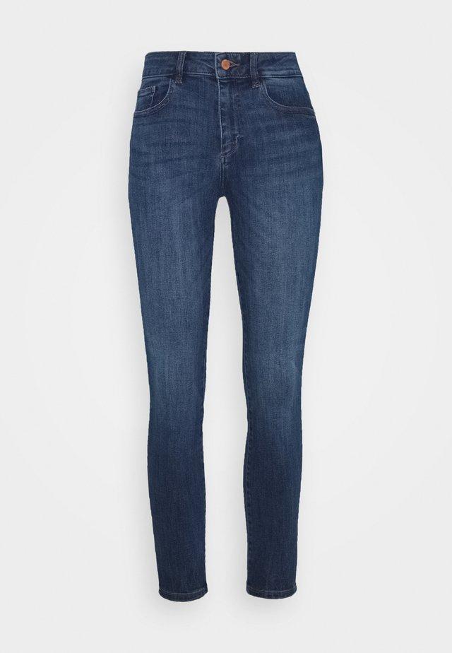 FLORENCE ANKLE - Jeans Skinny Fit - parker