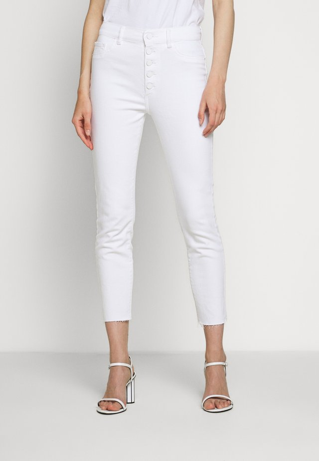FARROW CROPPED - Jeansy Skinny Fit - bennington
