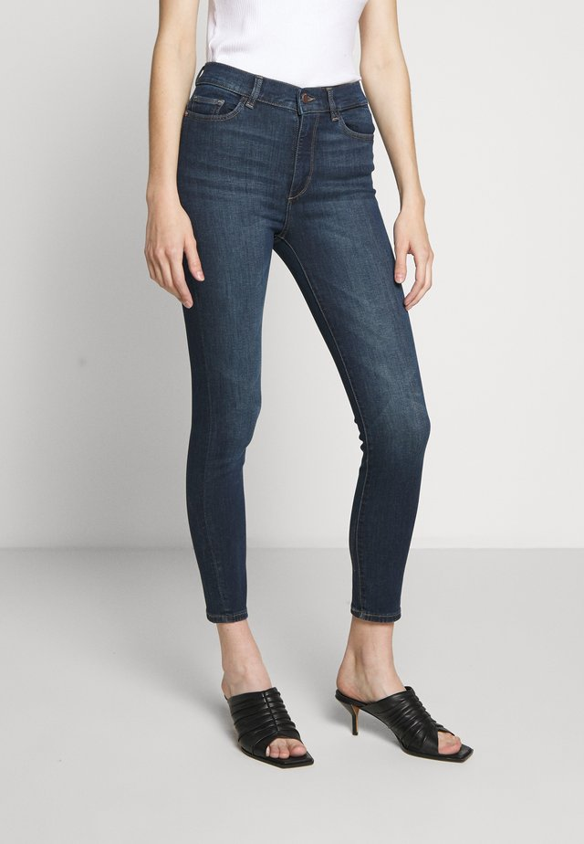 FARROW - Jeansy Skinny Fit - graham