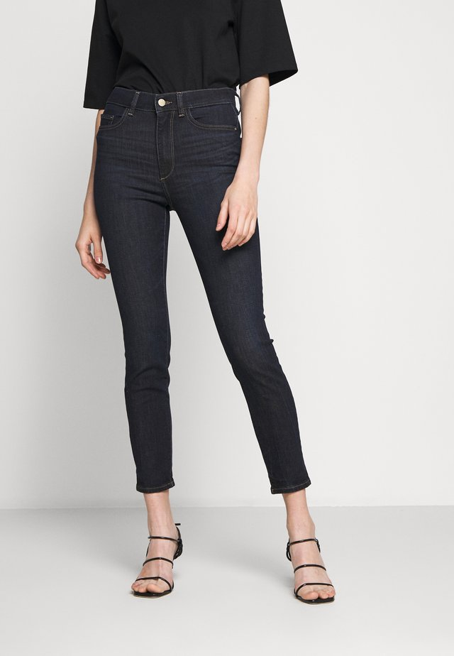 FARROW - Jeans Skinny Fit - dark-blue denim