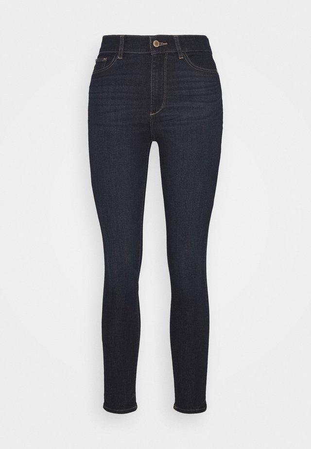FARROW - Jeans Skinny Fit - dark-blue denim