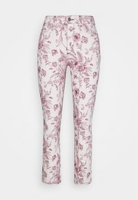 DL1961 - MARA ANKLE: HIGH RISE - Skinny džíny - botanical - 5