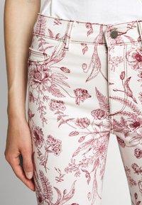 DL1961 - MARA ANKLE: HIGH RISE - Skinny džíny - botanical - 3