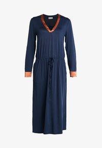 Delicatelove - VADA DRESS - Jersey dress - storm - 4