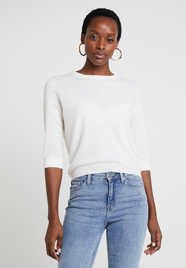 SUNNY - Sweter - white
