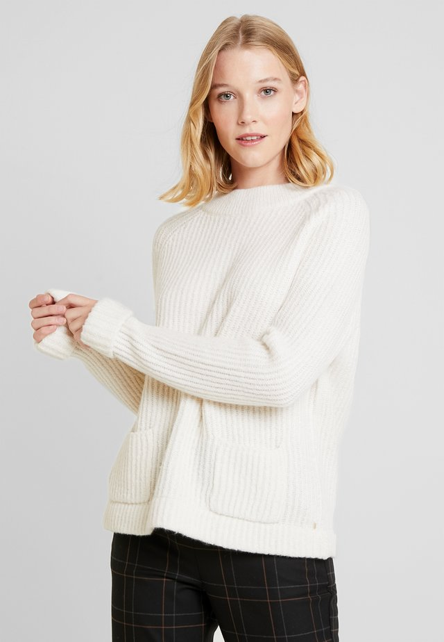 RACHIL - Strickpullover - off white