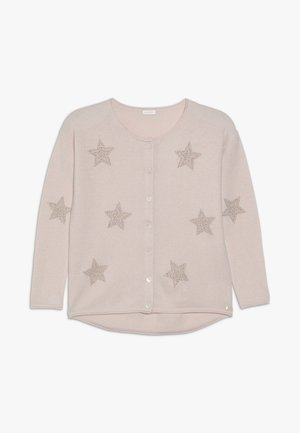 EMILY CARDIGAN STAR  - Strikjakke /Cardigans - tea rose