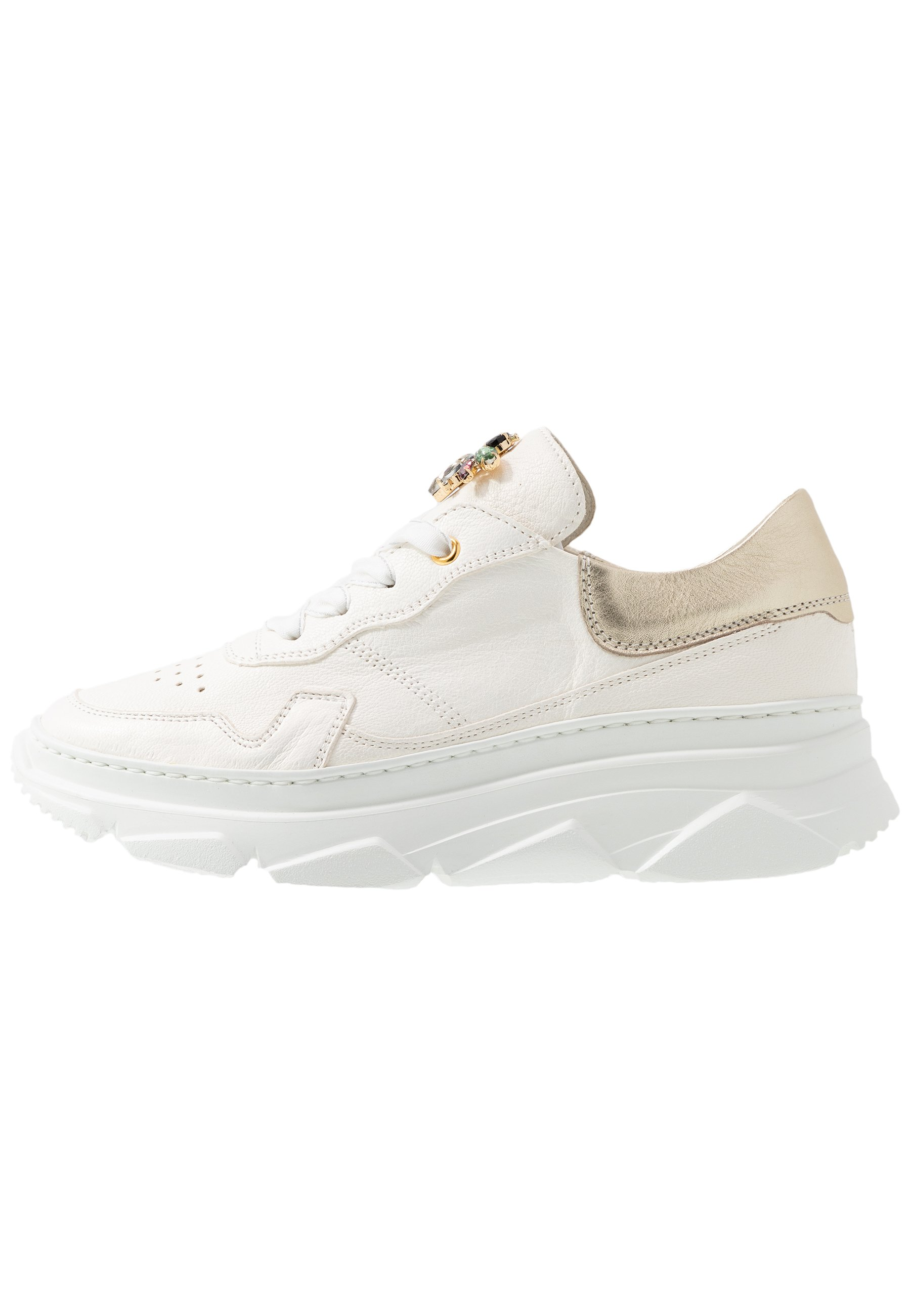 DL Sport Sneakers - natur bianco/polaris platino
