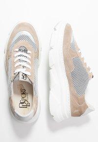 DL Sport - Tenisky - ivory/glitter bianco - 3