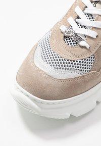 DL Sport - Tenisky - ivory/glitter bianco - 2