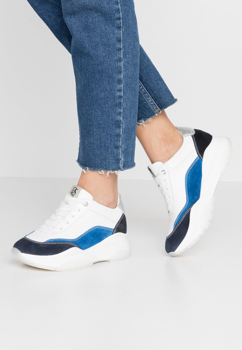 DL Sport - Sneakers basse - blue