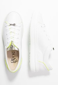 DL Sport - Trainers - bianco/giallo - 3