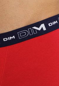 DIM - STRETCH 3 PACK - Shorty - rouge baie/bleu antique/bleu crépuscule - 6
