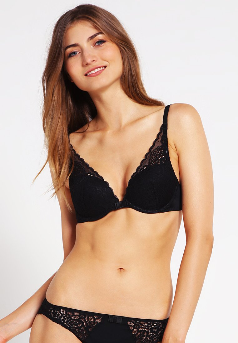 DIM - SUBLIM - Push-up bra -  noir