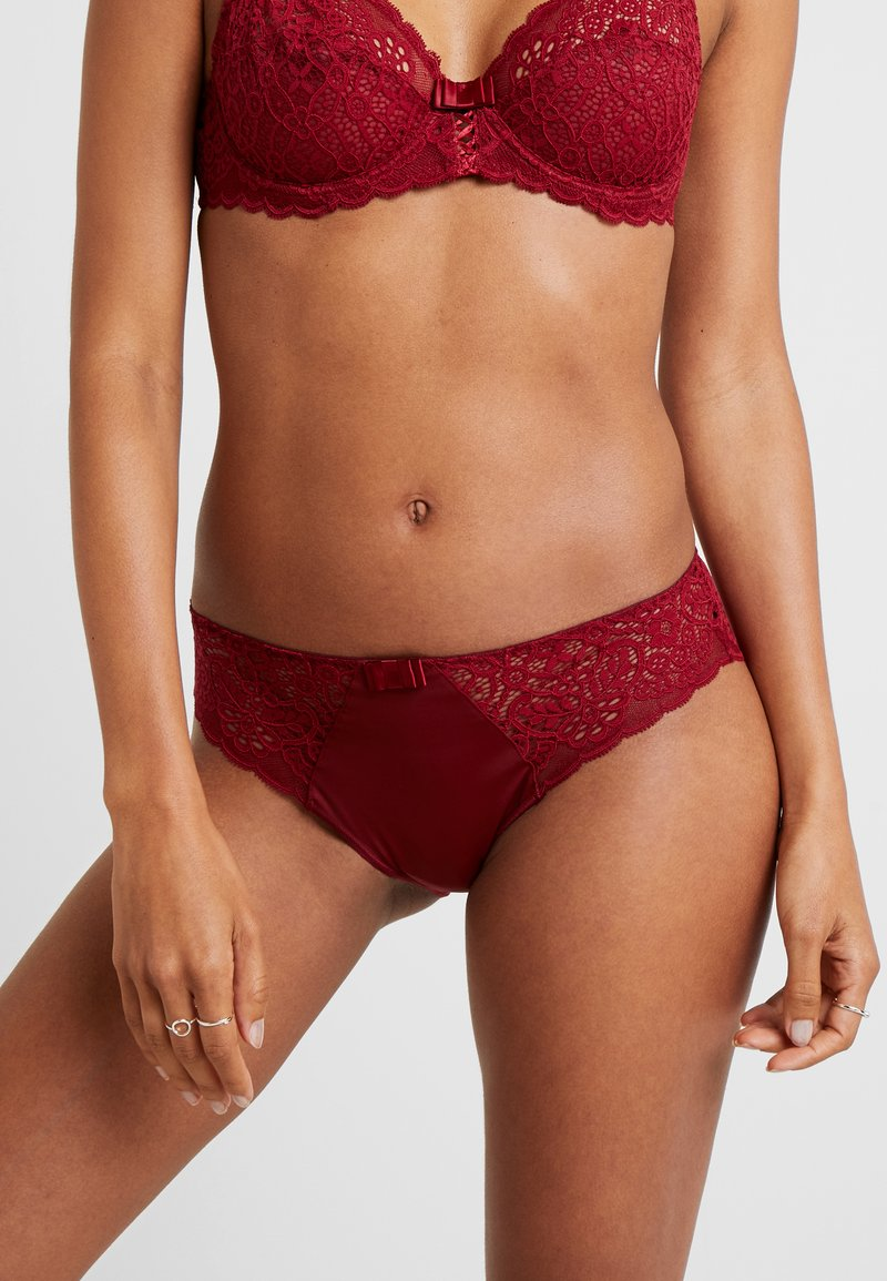 DIM - SUBLIM - Briefs - cherry red