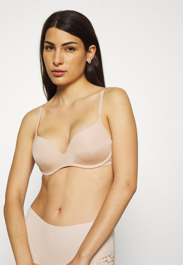 INVISIFREE WIRELESS - Push-up bra - new skin