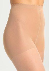 DIM - 20 DEN BODY TOUCH ABSOLUT RESIST - Panty - beige naturel - 1