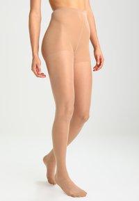 DIM - 20 DEN BODY TOUCH ABSOLUT RESIST - Panty - beige naturel - 0