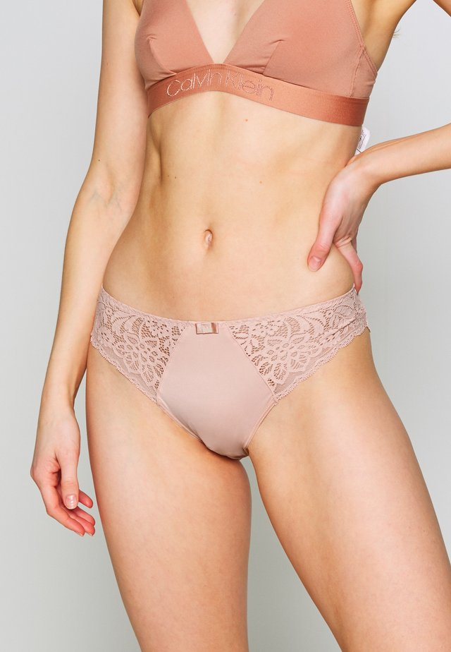 SUBLIM BRIEF - Briefs - skin rose