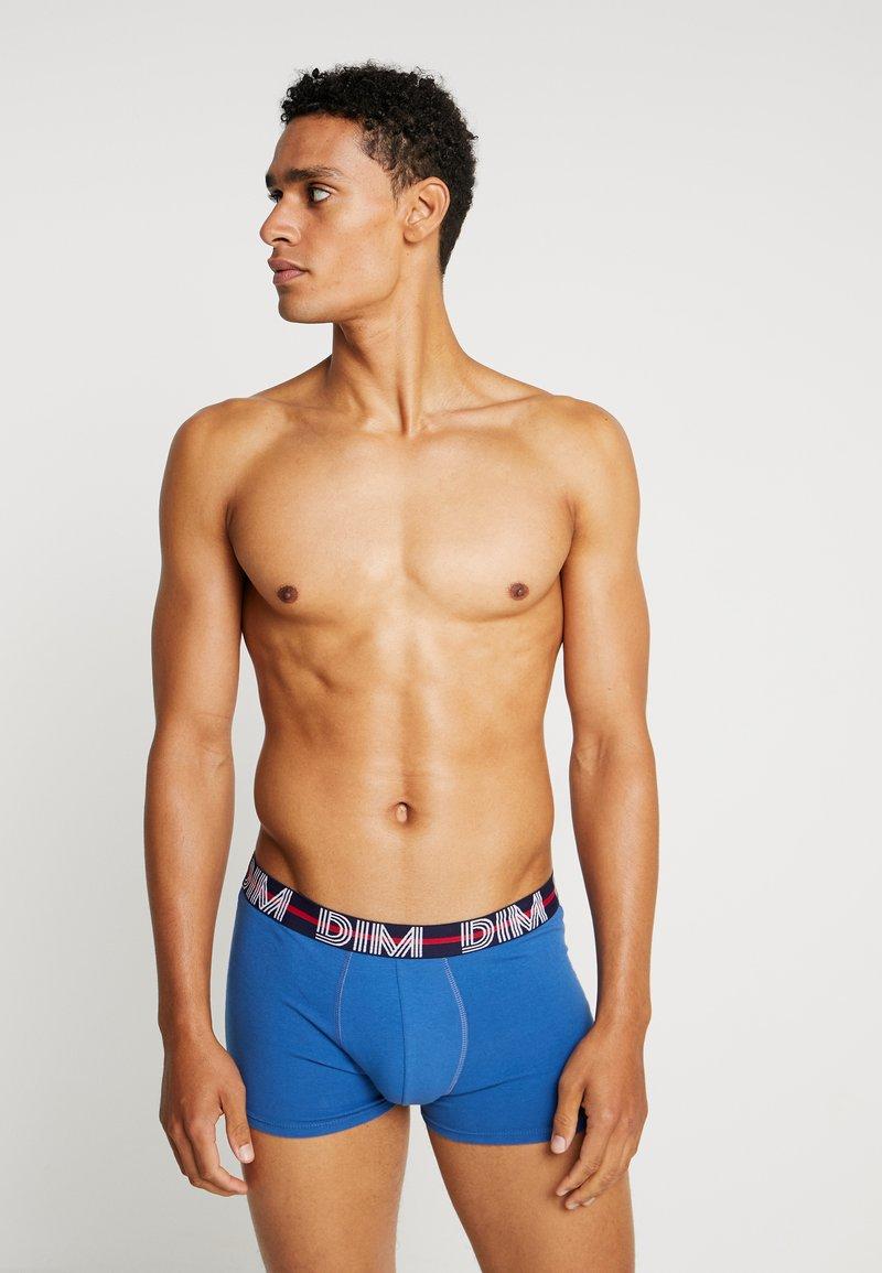 DIM - POWER FULL 3 PACK - Underkläder - berry red/night blue/blue cobalt