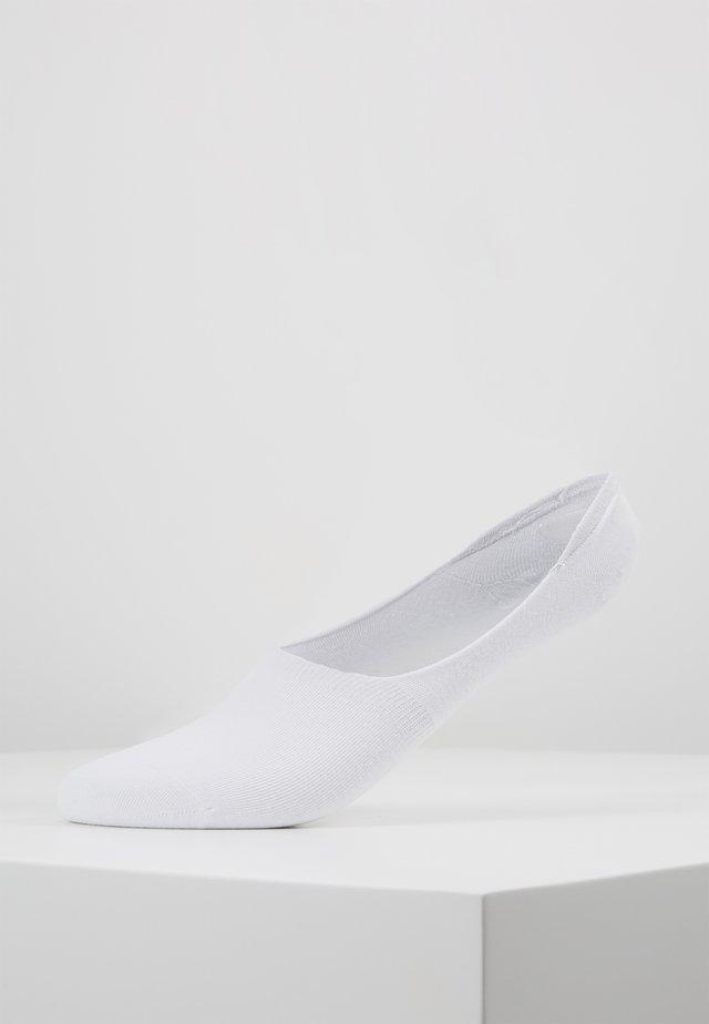 LINER SOCKS 2 PACK - Sportovní ponožky - white
