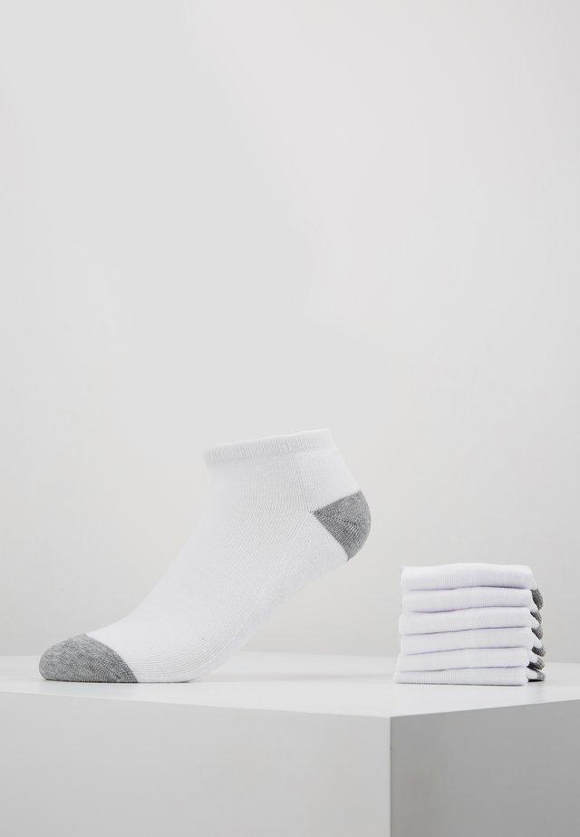 ECODIM 6 PACK - Calze - white