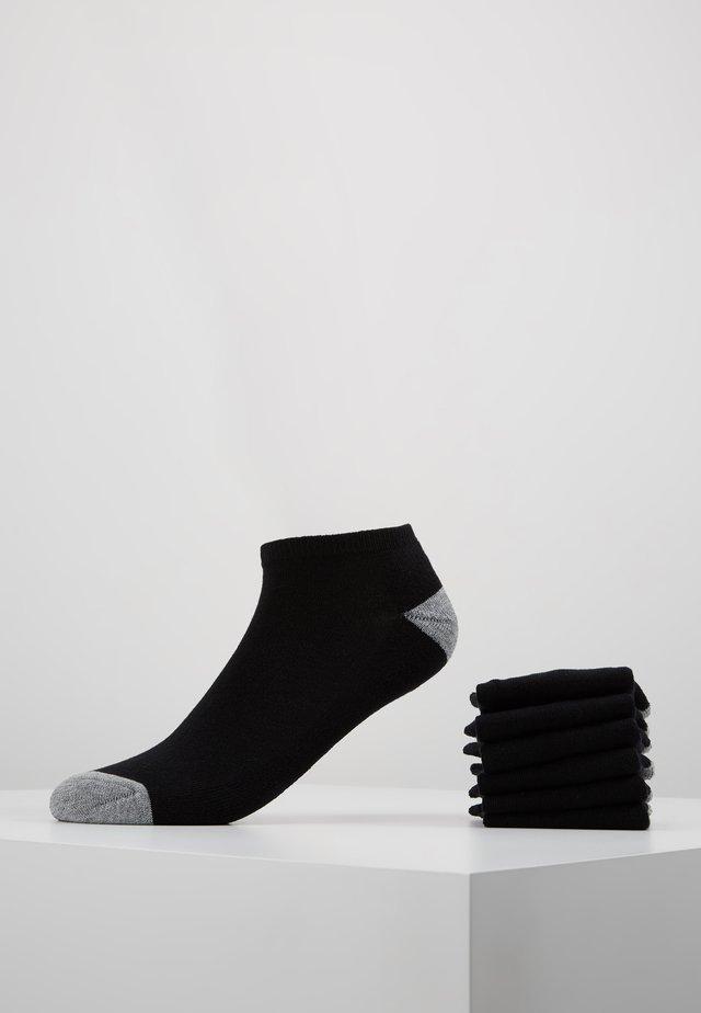 ECODIM 6 PACK - Calze - black