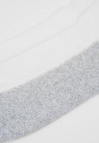 DIM - CREW SOCKS ECODIM SPORT 6 PACK - Chaussettes - white - 2