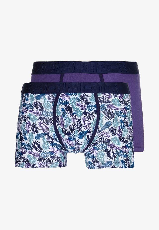MIX FANCY 2PACK - Pants - precious blue