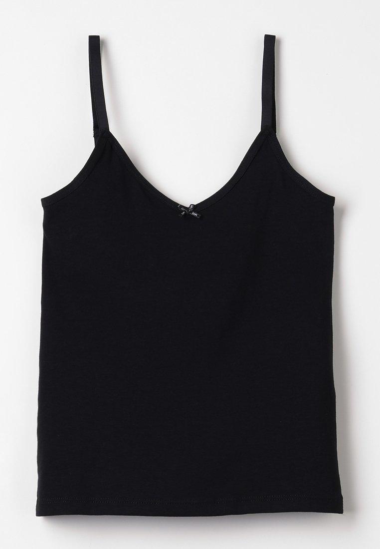 DIM - GUIMPE POCKET BASIC - Unterhemd/-shirt - noir