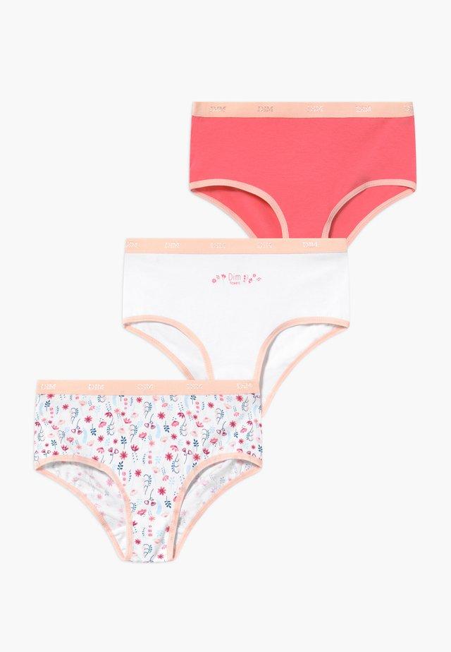 FEMININ 3 PACK  - Kalhotky/slipy - clochette